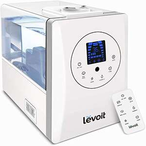 Levoit Humidifier for Home Bedroom 6L, Warm & Cool Mist Essential Oil Diffuser £59.99 Sold by adiman and Fulfilled by Amazon.
