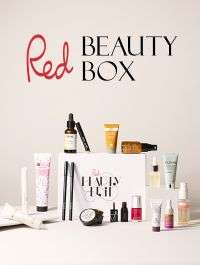 Red 'Beauty Box' inc 6 full-size and 11 small items £30 delivered @ Hearst
