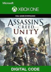 Assassin's Creed: Unity (Xbox One) Xbox Live Key GLOBAL - £1.43 at Dom'sDailyDeals/Eneba using Code