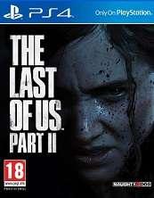 The Last of Us Part 2 (PS4) Ex-Rental £23.99 @ Boomerang Video Game Rentals