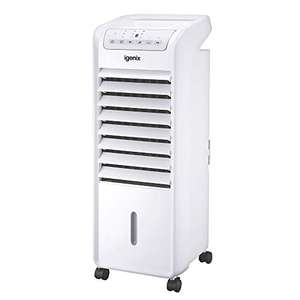 Igenix IG9703 Portable Air Cooler with Remote Control and LED Display Used - Acceptable £30.08 @ amazon warehouse