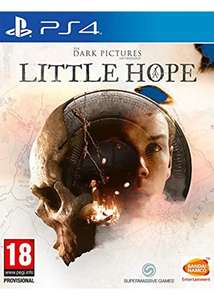 The Dark Pictures Anthology: Little Hope (PS4 & Xbox One) £18.85 @ Base.com