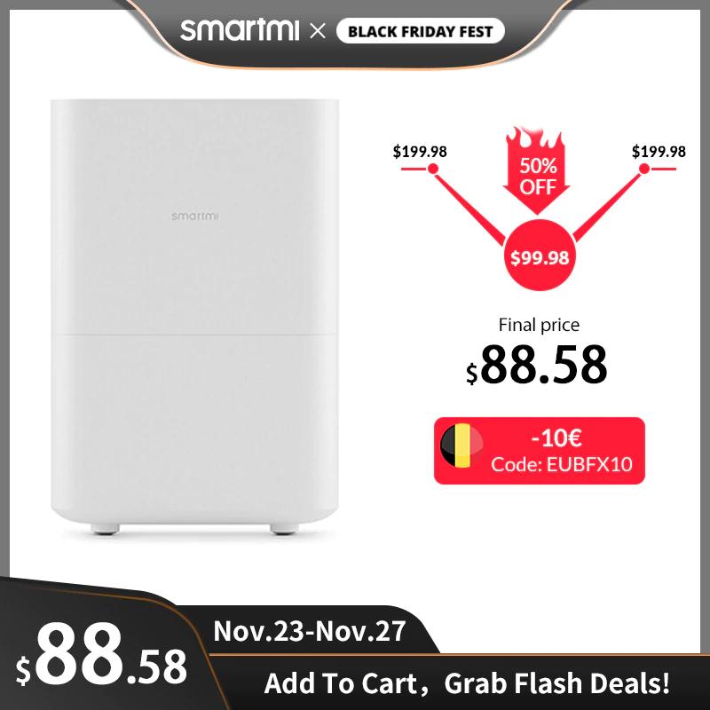 Xiaomi Smartmi Air Humidifier (EU Shipping) £60.25 @ AliExpress MC-TECH Store