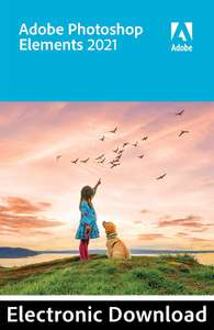 Adobe Photoshop Elements 2021 | 1 User | PC | PC Activation Code by email - £51.99 @ Amazon