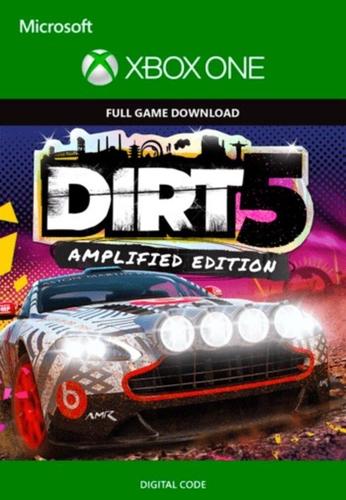DIRT 5 Amplified Edition [Xbox One / Series X/S -Argentina] - £24.98 via VPN @ Eneba / Magic Codes