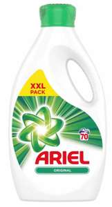 Ariel Colour Washing Liquid 1.89L 70 washes - £9 (+£5 delivery) @ Wilko
