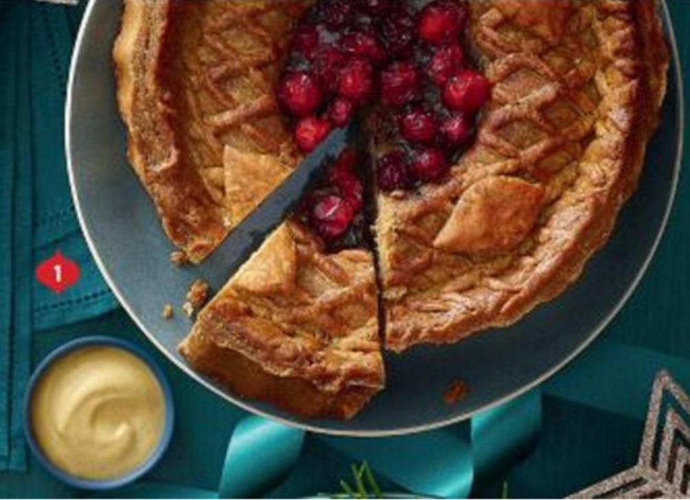 Morrisons (Online) The Best Pork/Ham & jelly Pork pie 1p/kilo