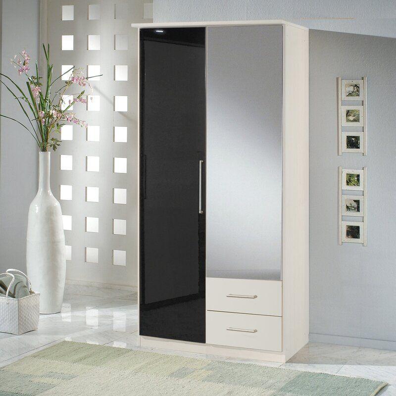 2 Door Wardrobe - £53.99 delivered @ Wayfair