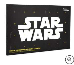 Coin Advent Calendar Clearance Limited Edition - Star Wars, Marvel Avengers or DC Comics JLA - £21.98 delivered at Zavvi