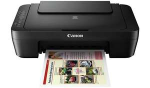 Canon Pixma MG3050 All-In-One Wireless Printer - Black £29.99 at Argos Free to collect