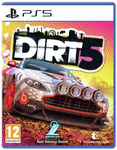 DiRT 5 PS5 Game - £35.99 + free Click and Collect @ Argos