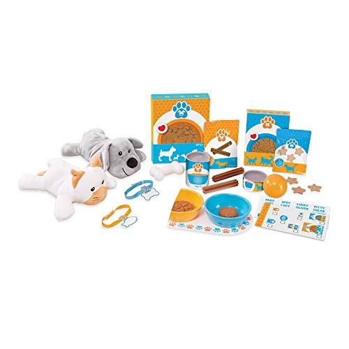 Melissa & Doug Feed & Play Pet Treats Play Set £14.99 (Prime) + £4.49 (non Prime) at Amazon