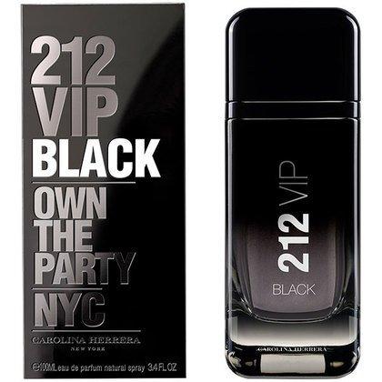 Carolina Herrera 212 Vip Black Eau de Parfum for him 100ml £39.99 using code + Free Delivery @ The Perfume Shop
