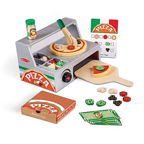 Melissa & Doug Top & Bake Pizza Counter Play Set - hours of fun! £24.99 @ Amazon
