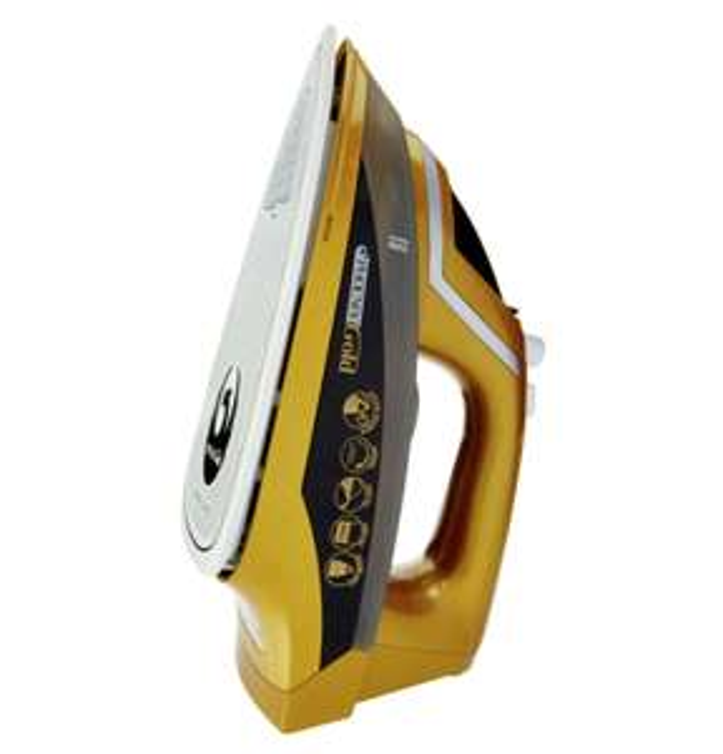 JML Phoenix Gold Steam Iron £29.99 + free Click and Collect at Robert Dyas