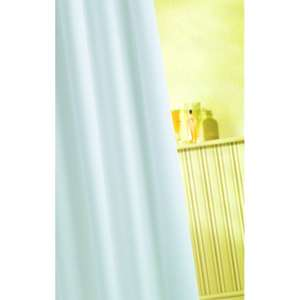 Wickes Textile Shower Curtain - White £1 free click and collect at Wickes
