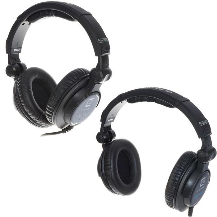 Ultrasone Pro-580i Foldable Over Ear Headphones - £60 Delivered / Ultrasone Pro-480i £43 Delivered + 5 Year Warranty @ Thomann