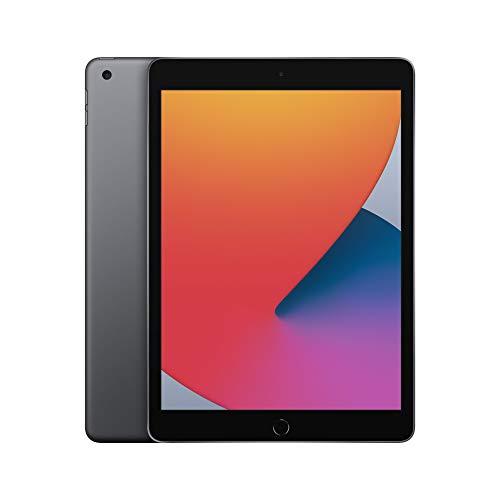 New Apple iPad (10.2-inch, Wi-Fi, 128GB) - Space Grey (Latest Model, 8th Generation) £409 at Amazon