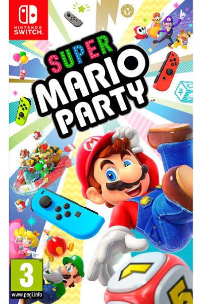 Super Mario Party nintendo £17.50 Asda (Skelton)