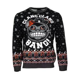 Official Call of Duty Unisex Christmas Jumper £14.99 delivered (using code) @ Geek Store