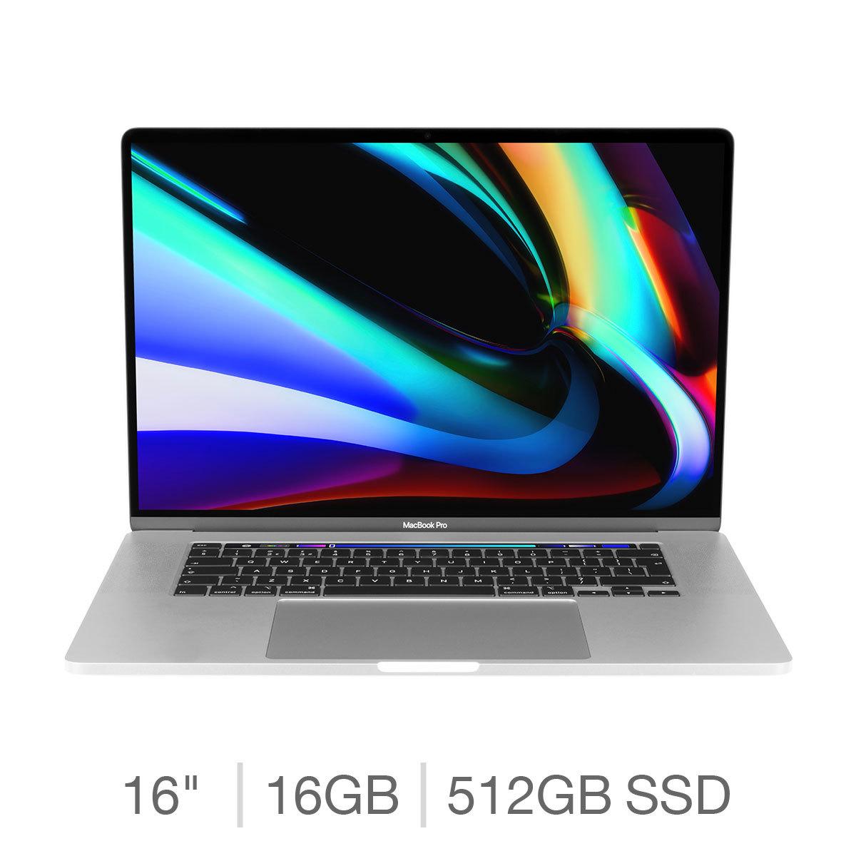MacBook Pro 16-inch 16GB | 512GB £1889.99 delivered using code @ Costco