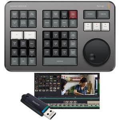 DaVinci Resolve Studio Bundle - Includes FREE Speed Editor Worth £280 - £265 @ Thomann