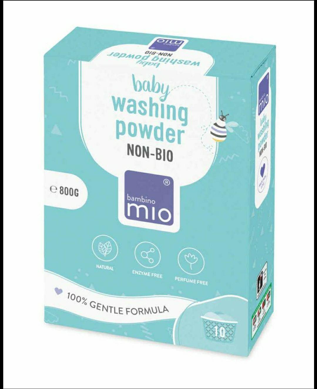 Bambino Mio Baby Laundry Cleanser 300g or Bambino Mio Baby Washing Powder Non-Bio 800g @ Aldi Store (Kirstall Leeds)