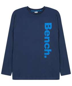 Bench has added new Boys styles into their black Friday sale e.g Boys Valley Long Sleeve T-Shirt Navy £14.99 delivered