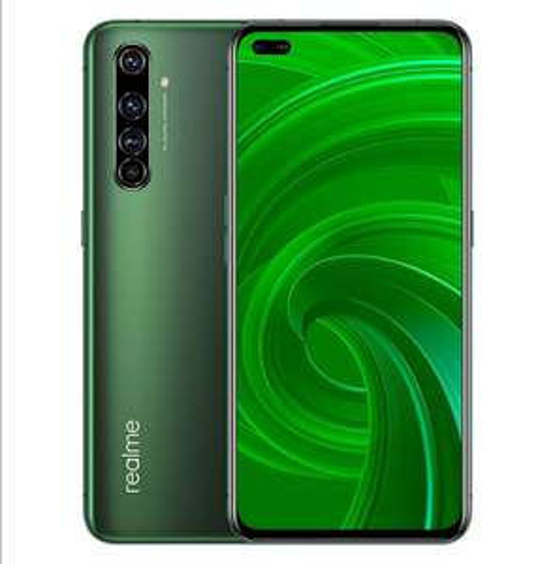 "Realme X50 Pro 5G UK Moss Green 6.44"" 8GB 128GB 5G Unlocked & SIM Free Smartphone - £469 / 256GB £499 @ Laptops Direct"