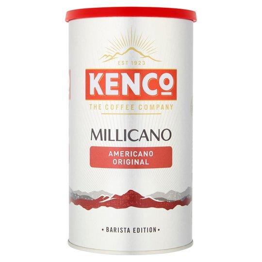 Kenco Millicano Americano Original 170gms tin - £4 Clubcard price @ Tesco
