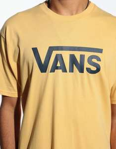 Vans Classic T-Shirt - £11.50 (3.99 delivery) at RouteOne