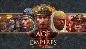 Age of Empires 2: Definitive Edition £7.49 (Steam)