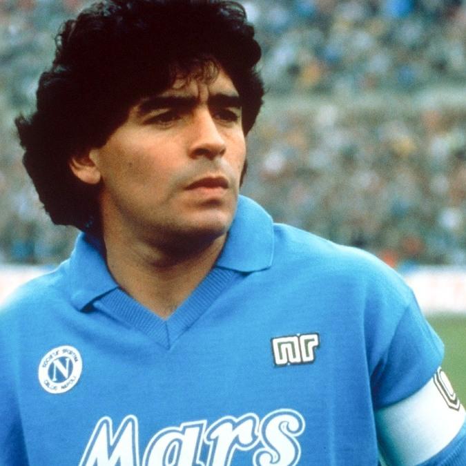 Diego Maradona (2019) - Free to watch for 28 days on 4OD