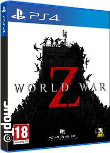 World War Z - Inc Lobo Weapon & Trio of Golden Weapon Skins (PS4 / Xbox One) £16.85 Delivered @ Shopto