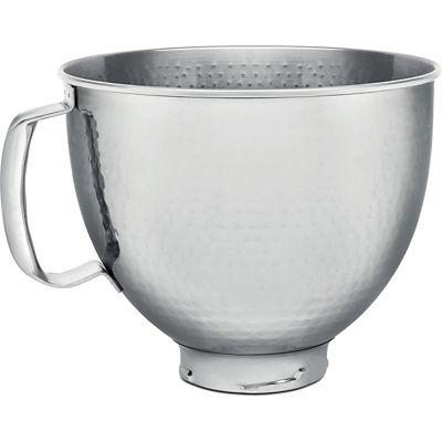 KitchenAid 4.8L Hammered Steel Bowl 5KSM5SSBHM £40 @ Lakeland (£3.50 Delivery)