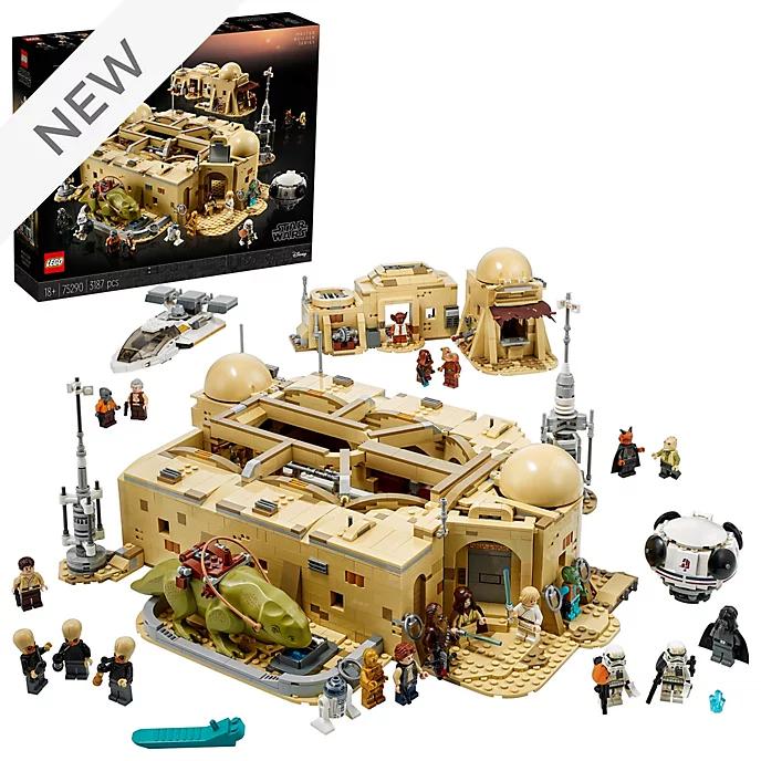 Lego Star Wars Mos Eisley Cantina Set 75290 £255.99 ShopDisney Black Friday