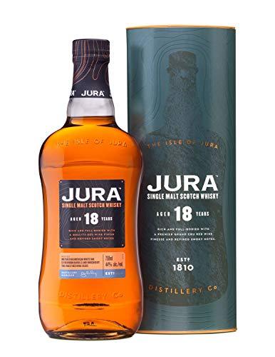Jura 18 Year Old Single Malt Whisky, 70 cl 44% ABV - £49.95 @ Amazon
