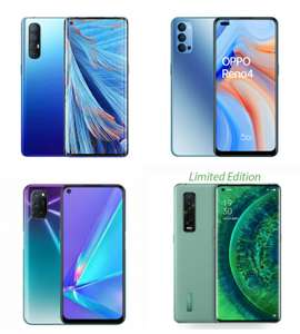 Oppo Black Friday - Reno 4z £214.69 | X2 Pro 759.99 | Oppo A9 £119.69 | Oppo A5 £94.99 Smartphone (+ More Below) With Code @ Oppo Mobiles