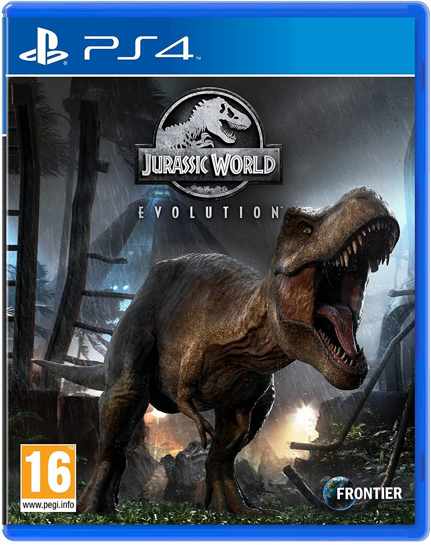 Jurassic World Evolution PS4 £15.99 (Prime) + £2.99 (non Prime) at Amazon