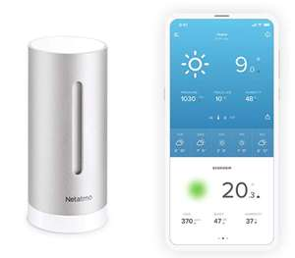 Netatmo Additional Module for Weather Station £38.99 @ Amazon
