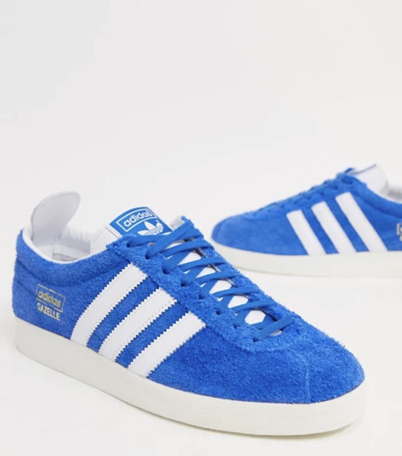 Adidas Gazelle Vintage all sizes 6-12 £44.95 delivered @ ASOS