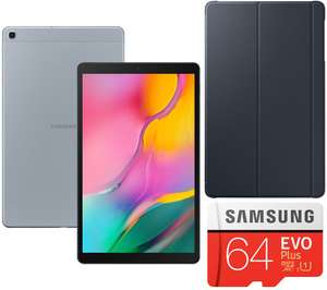 Samsung Galaxy tab A 10.1 now with free cover and 64gb memory card £159 @ Currys