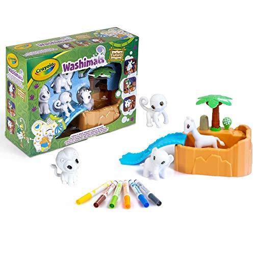 Crayola Washimals Safari £14.99 (Prime) + £4.49 (non Prime) at Amazon