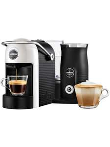 Lavazza A Modo Mio Jolie Plus Coffee Machine with Milk Frother, Black £64.49 at John Lewis & Partners