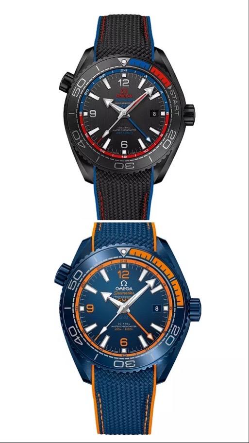 Omega Seamaster Planet Ocean Men's Black Rubber Strap Watch £5100 using code @ Ernest Jones