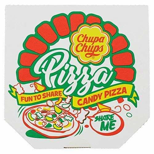 Chupa Chups Candy Pizza is 49p @ Farmfoods (Rochdale)