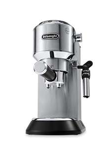 De'Longhi Dedica Style, Traditional Barista Pump Espresso Machine, Coffee and Cappuccino Maker, EC685M, Metal £189 Amazon