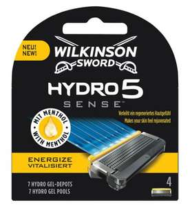 Wilkinson Sword Hydro 5 Sense Energize x 2 Slobs (10 Blades) are £13.49 Delivered With Code @ Wilkinson Sword