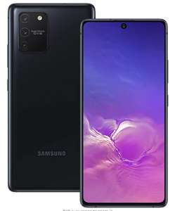 Samsung Galaxy S10 Lite Mobile Phone; Sim Free Smartphone - Prism Black sold by Amazon at £479