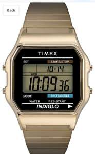 Timex - Men's Classic Expansion Band Watch. Now only £27.00 @ Amazon